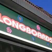 Photo taken at Longboards by Benton on 2/21/2012
