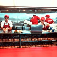 Photo taken at Five Guys by Paula W. on 6/3/2012