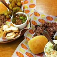 Photo taken at Dickey's Barbecue Pit by Nana on 4/30/2012