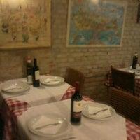 รูปภาพถ่ายที่ Di Andrea Gourmet Pizza & Pasta โดย Aline S. เมื่อ 6/15/2012