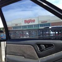 Photo taken at Hy-Vee by David M. on 8/8/2012
