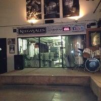 Photo taken at Keegan Ales by Michael B. on 3/27/2012