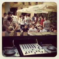 Photo taken at Drome Club by Enzo L. on 6/17/2012