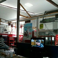 Photo taken at Agung Motor Yamaha by ari l. on 7/21/2012