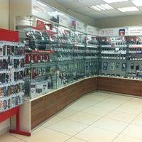 Photo taken at Салон-магазин МТС by Сергей Н. on 3/15/2012