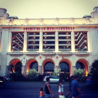 Photo taken at Hyatt Regency Nice Palais de la Mediterranee by Derrick F. on 8/20/2012