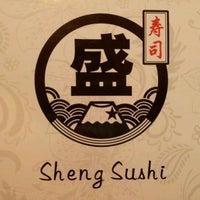 Photo taken at Sheng Sushi by Ken C. on 4/20/2012