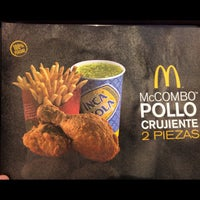 Photo taken at McDonald's by Vinicius Y. on 2/17/2012