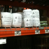Photo taken at The Home Depot by Dan H. on 5/20/2012