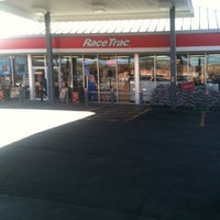 Photo taken at RaceTrac by Don G. on 3/4/2012
