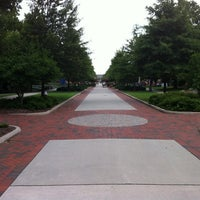 Photo taken at University of North Carolina at Greensboro by Allen W. on 8/18/2012