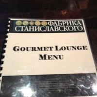 Photo taken at SML Bar   Gourmet Lounge by Olga T. on 5/24/2012