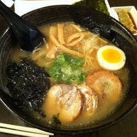 Photo taken at Ramen Takumi by Kevin T. on 4/29/2012