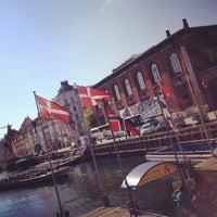 Photo taken at Canal Tours Copenhagen by chibirashka k. on 6/9/2012
