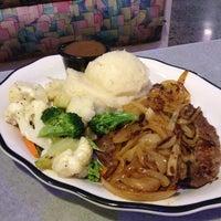 Photo taken at Landmark Diner by Dave L. on 7/10/2012