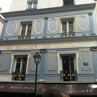 Photo prise au Au Rocher de Cancale par Carine S. le6/15/2012