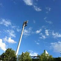 Foto scattata a Städtisches Stadion an der Grünwalder Straße da nfbmuc il 6/11/2012