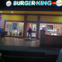 Photo taken at Burger King by İsmail K. on 3/5/2012