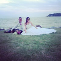 Photo taken at Nora Buri Resort & Spa by Thananon Y. on 4/7/2012