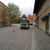 Photo taken at Sölvesborgs kommunhus by Niclas N. on 5/29/2012