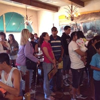 Photo taken at Los Agaves Restaurant by Jennifer W. on 7/8/2012