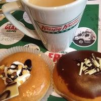 Photo taken at Krispy Kreme by Amornrat N. on 6/4/2012