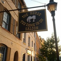 Photo taken at The Horse You Came In On Saloon by SidJacks on 7/28/2012