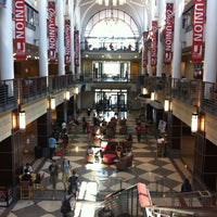 Photo taken at The Ohio Union by Dane L. on 8/24/2012