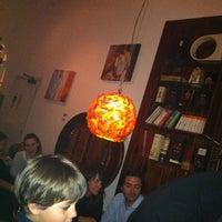 Photo taken at Milano Lounge Cafè by Corinna C. on 5/18/2012
