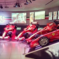 Photo taken at Museo Ferrari by Nico L. on 9/6/2012