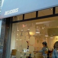 Photo taken at Delicious by Carlos B. on 5/17/2012
