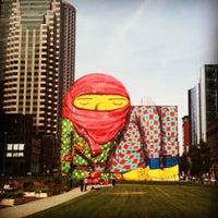 Foto tirada no(a) Dewey Square por Sujei L. em 8/8/2012