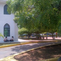 Photo taken at U.E Colegio Nuestra Señora Del Pilar by Maria A. on 5/10/2012