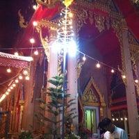 Photo taken at Wat Sunthon Thammikaram by Kaikong on 3/7/2012