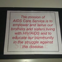 Photo taken at AIDS Care Service, Inc. by Richard C. on 7/25/2012