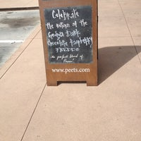 Photo taken at Peet's Coffee & Tea by Carrie S. on 7/9/2012