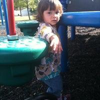 Photo taken at Hiawatha School Park by Cheryllyne V. on 5/9/2012