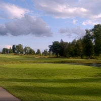 Photo taken at Trillium Wood Golf Club by Collin M. on 8/12/2012