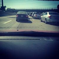 Photo taken at Interchange @ SR 57 & SR 91 by JhyPhoenix on 8/7/2012