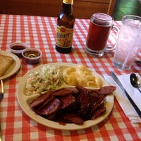 Photo taken at Dickey's Barbecue Pit by Todd on 4/30/2012