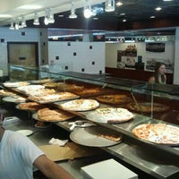 Photo taken at Antonio's Pizza by the Slice by Wil S. on 4/14/2012
