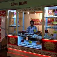 Photo taken at Merzifon Halk Pazarı by Serhan B. on 9/8/2012
