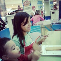 Photo taken at Plaza Galerias by LUNA M. on 7/9/2012