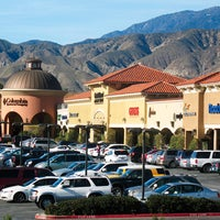 Photo taken at Cabazon Outlets by GQ Magazine on 8/14/2012