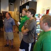 Photo taken at Starbucks by Jon T. on 9/8/2012