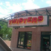 Photo taken at Twisters Grill by Andrew S. on 7/6/2012