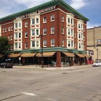 Photo taken at Water Street Brewery by John C. on 5/25/2012