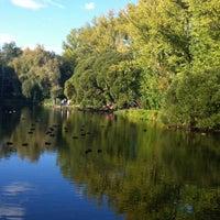 Photo taken at Дендрологический парк by Yaroslav L. on 9/9/2012