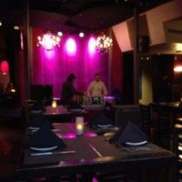 Photo taken at Sambuca by Brandon T. on 2/16/2012