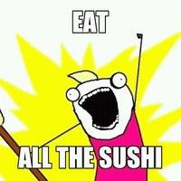 Photo taken at Big Tuna Sushi Restaurant by Jay B. on 3/23/2012